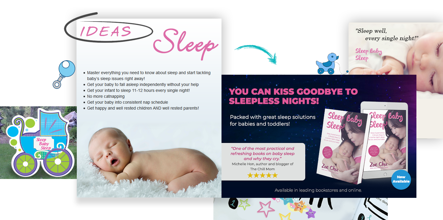 Baby sleep ideas